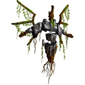An image of the crux Monster in adult form