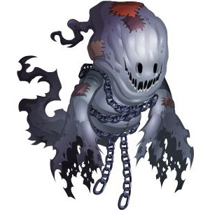 An image of the lostyghost Monster in adult form