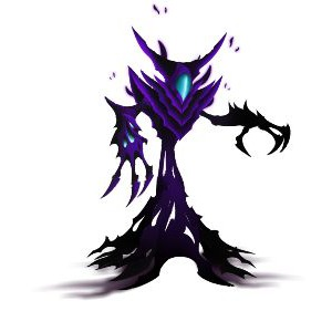 An image of the noctum Monster in adult form