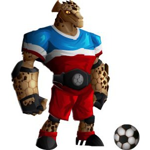 An image of the rockovan Monster in adult form