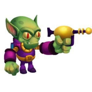 Monster Legends Skeel Trooper Monster