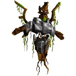 An image of the crux Monster in youth form