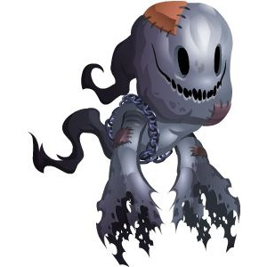 An image of the lostyghost Monster in youth form