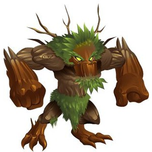 An image of the nemestrinus Monster in youth form