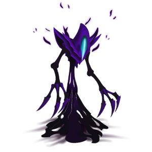 An image of the noctum Monster in youth form