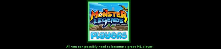 Milos Ivanis' Monster Legends Players