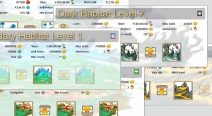 Guide to Habitats in Monster Legends